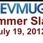 NEVMUG Summer Slam